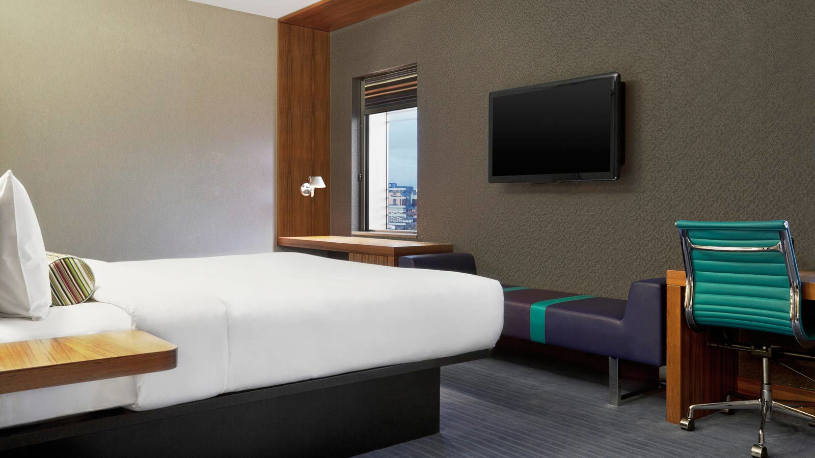 Aloft Rooms